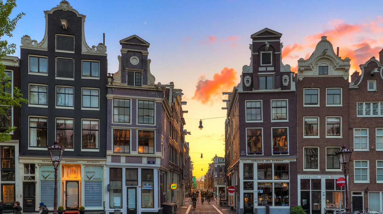 Nine Streets, Amsterdam, the Netherlands
