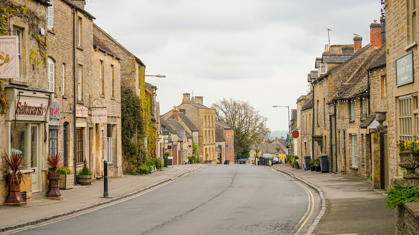 Stow-on-the-Wold, Cotswold