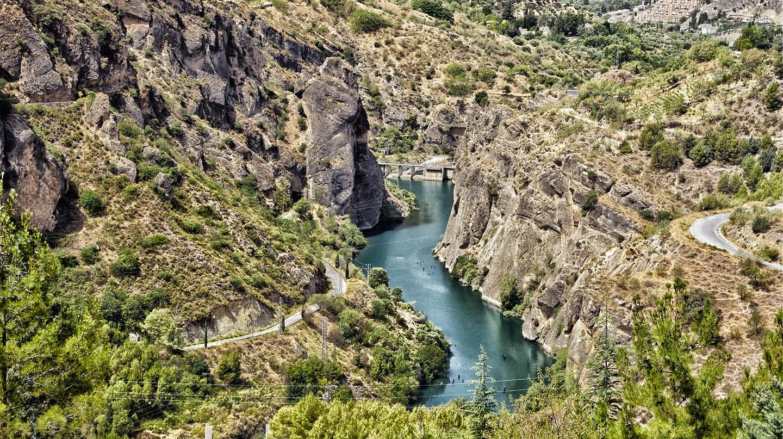 The cinematic landscape of Spain's Sierra Nevada