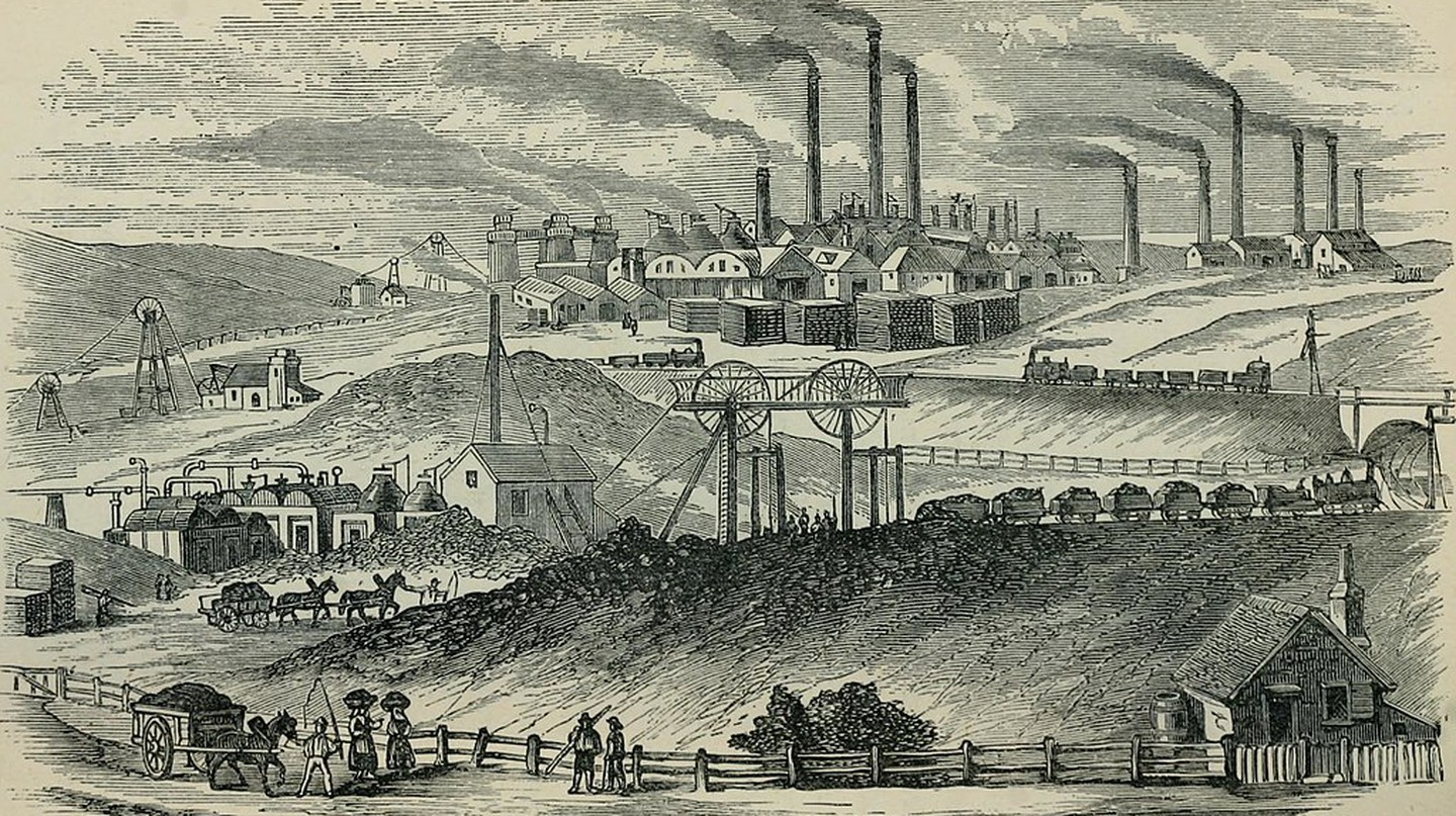 The Black Country, 1870s