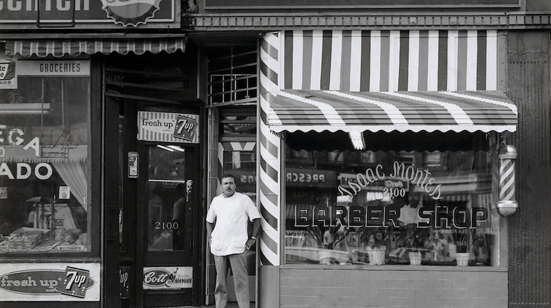 Winston Vargas, 'Barbershop, Washington Heights, New York, 1961,' printed in 2016