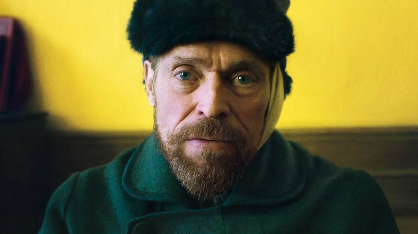 Willem Dafoe in 'At Eternity's Gate'