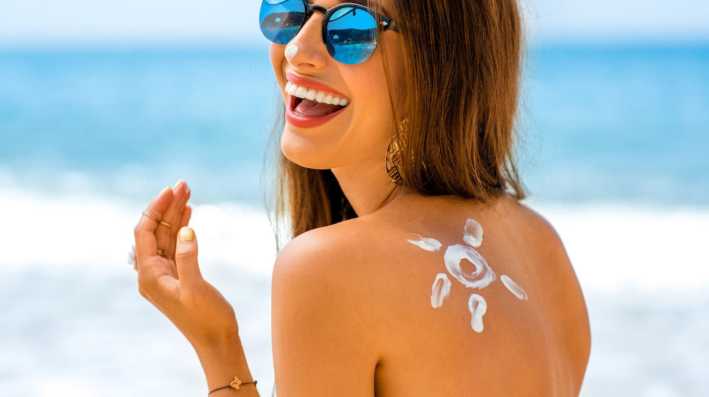 Don't forget to slip, slop and slap on the sunscreen in Australia