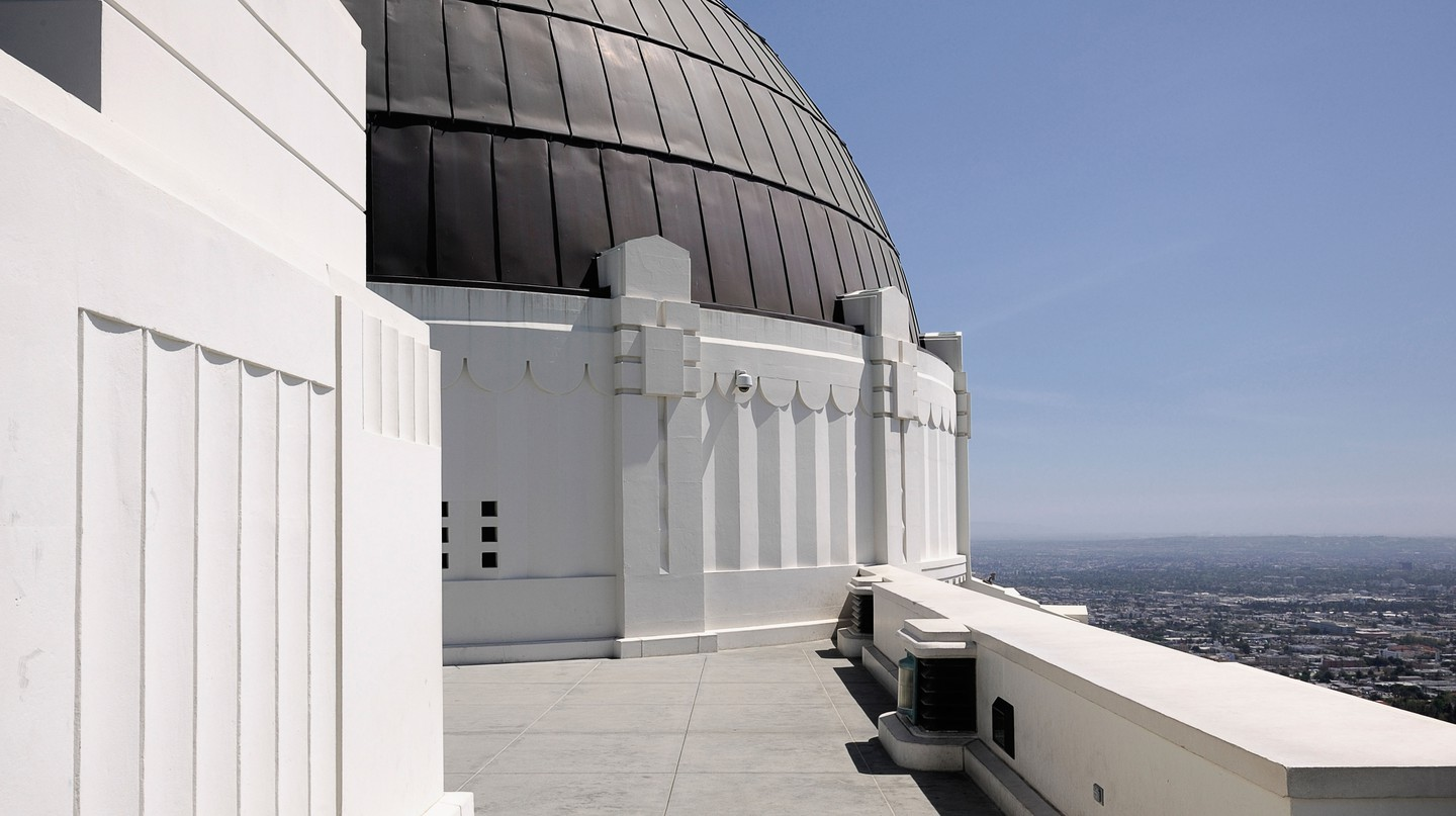 Griffith Observatory, Los Angeles, California