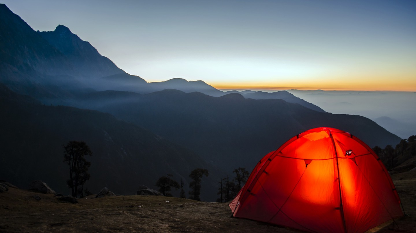 Pitch a tent and explore Central Vietnam's landscape