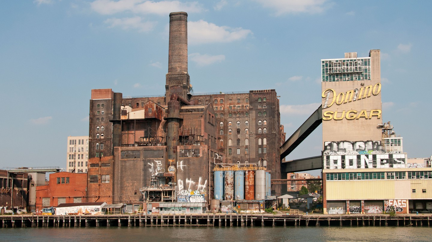 Williamsburg is considered one of the coolest areas in New York