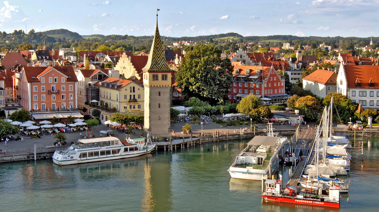 Lindau, Germany.