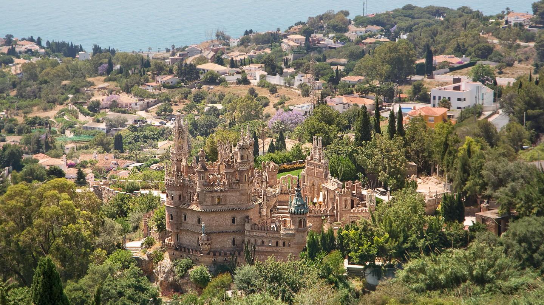 Castle Colomares, Benalmadena