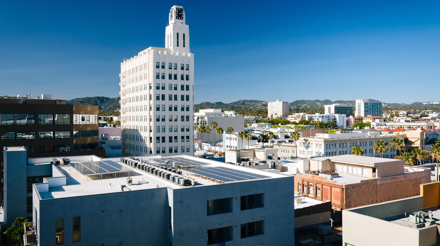 In Santa Monica, budget hotels are in surprisingly great locations