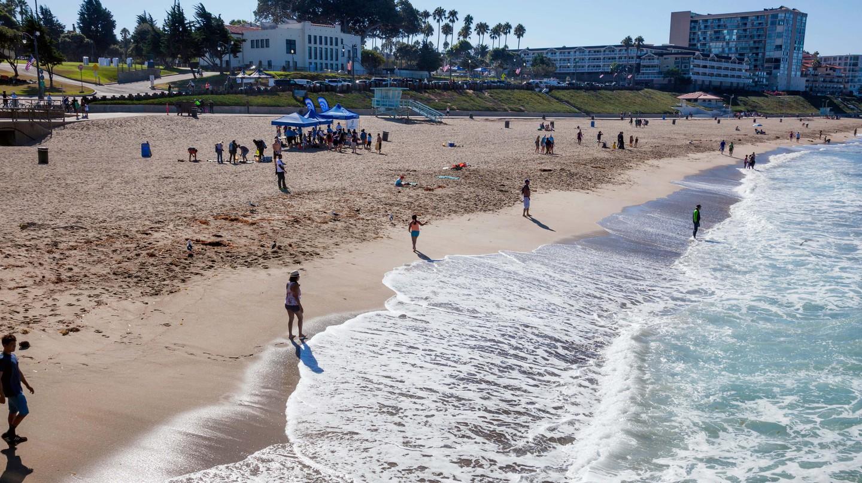 Redondo Beach near Los Angeles