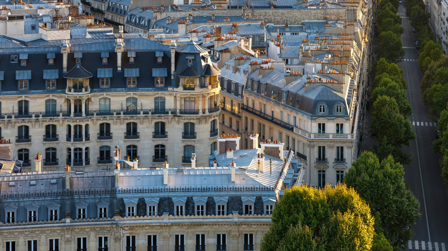 Paris is home to some of the best spa hotels in the world