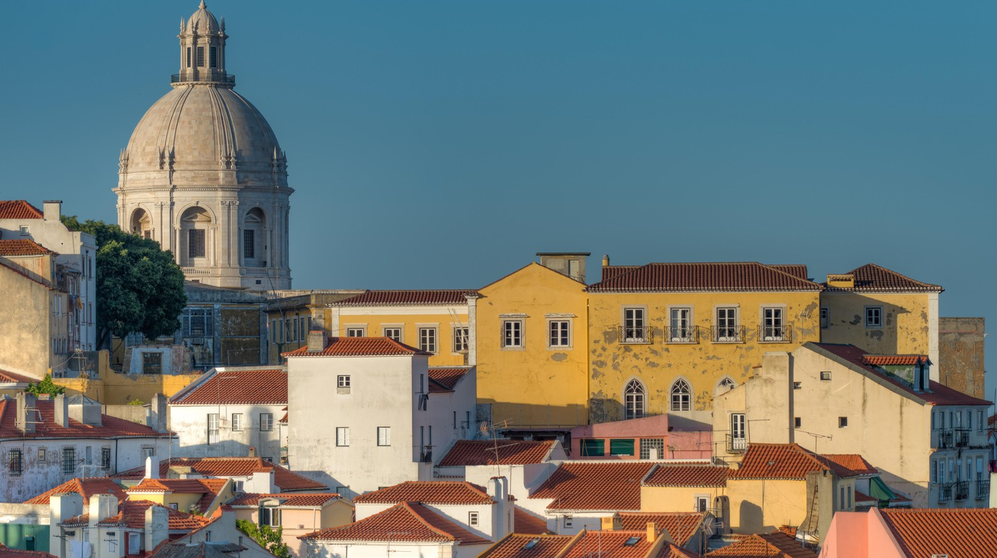 Alfama is a delightful Lisbon neighbourhood brimming with history