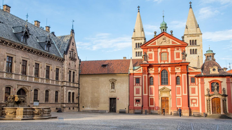 St. George's Basilica in Prague Castle, Prague