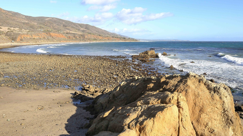 Leo Carrillo State Beach, Malibu, California