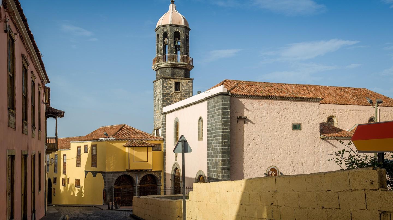 Orotava old town, Tenerife