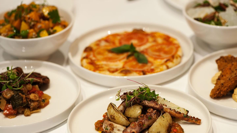 An Italian treat at Masso