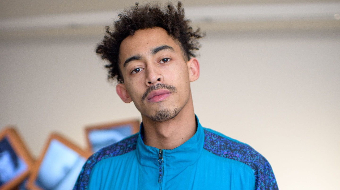Jordan Stephens from hip hop band Rizzle Kicks