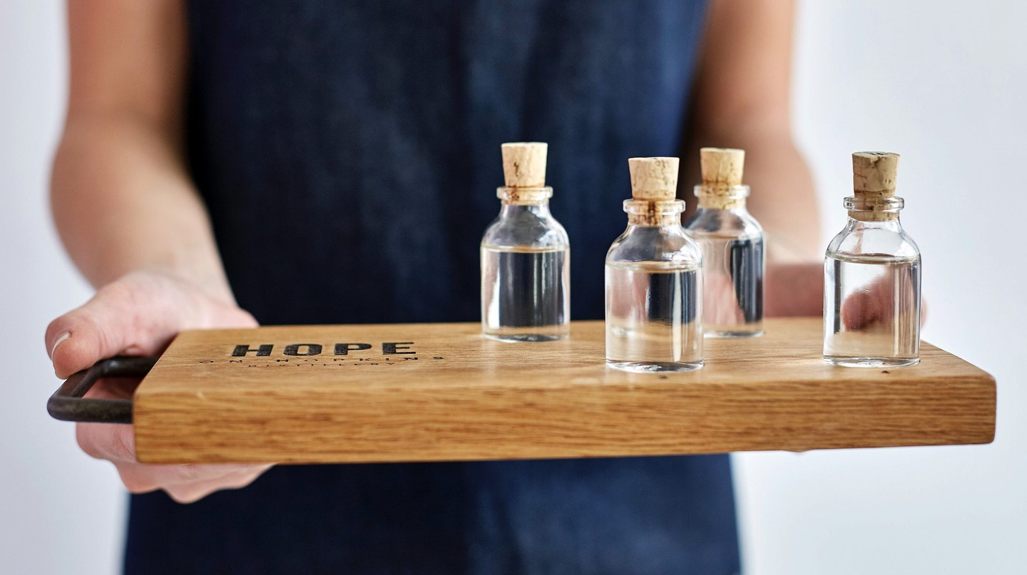 You can sample a stupendous array of gins in Cape Town these days