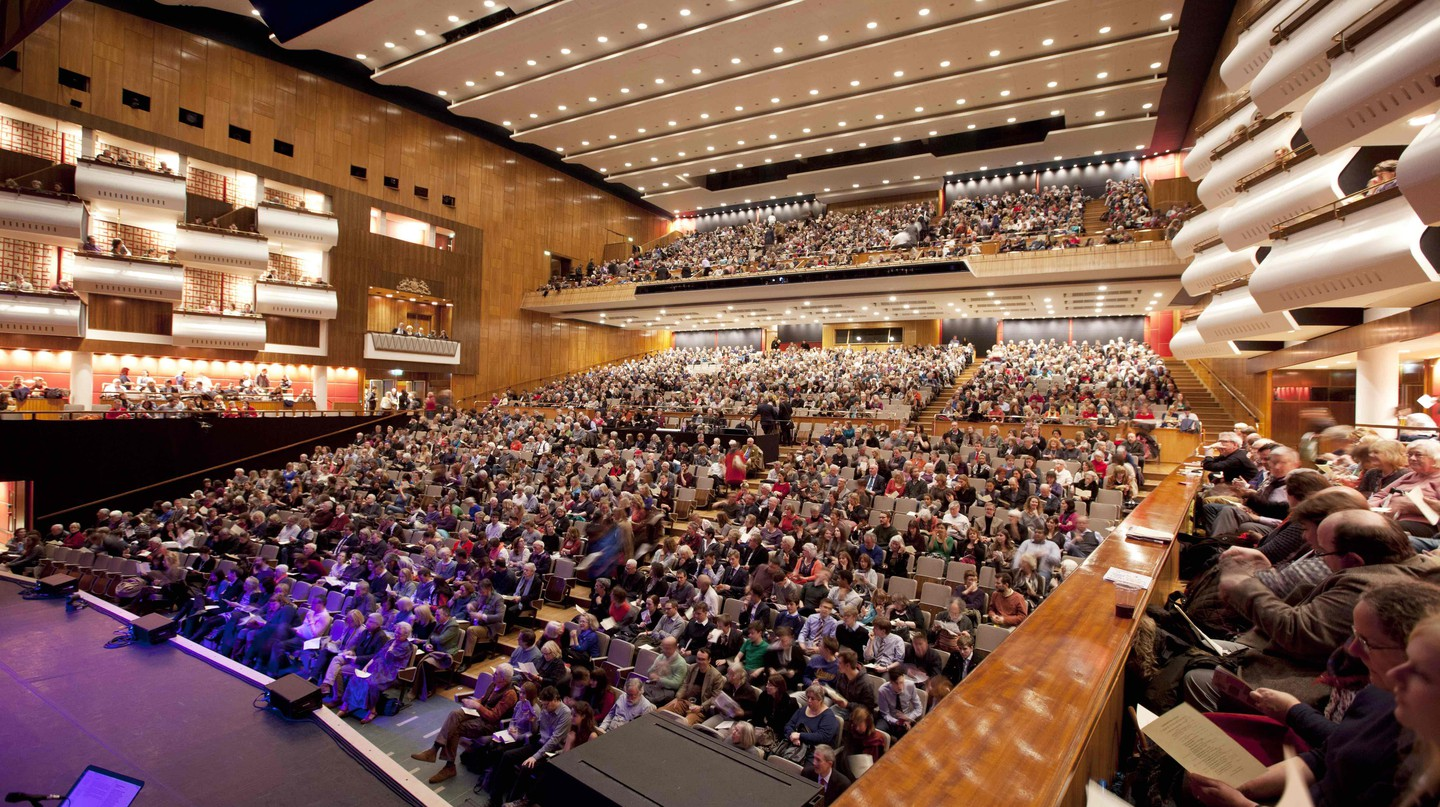 Southbank Centre's London Literature Festival