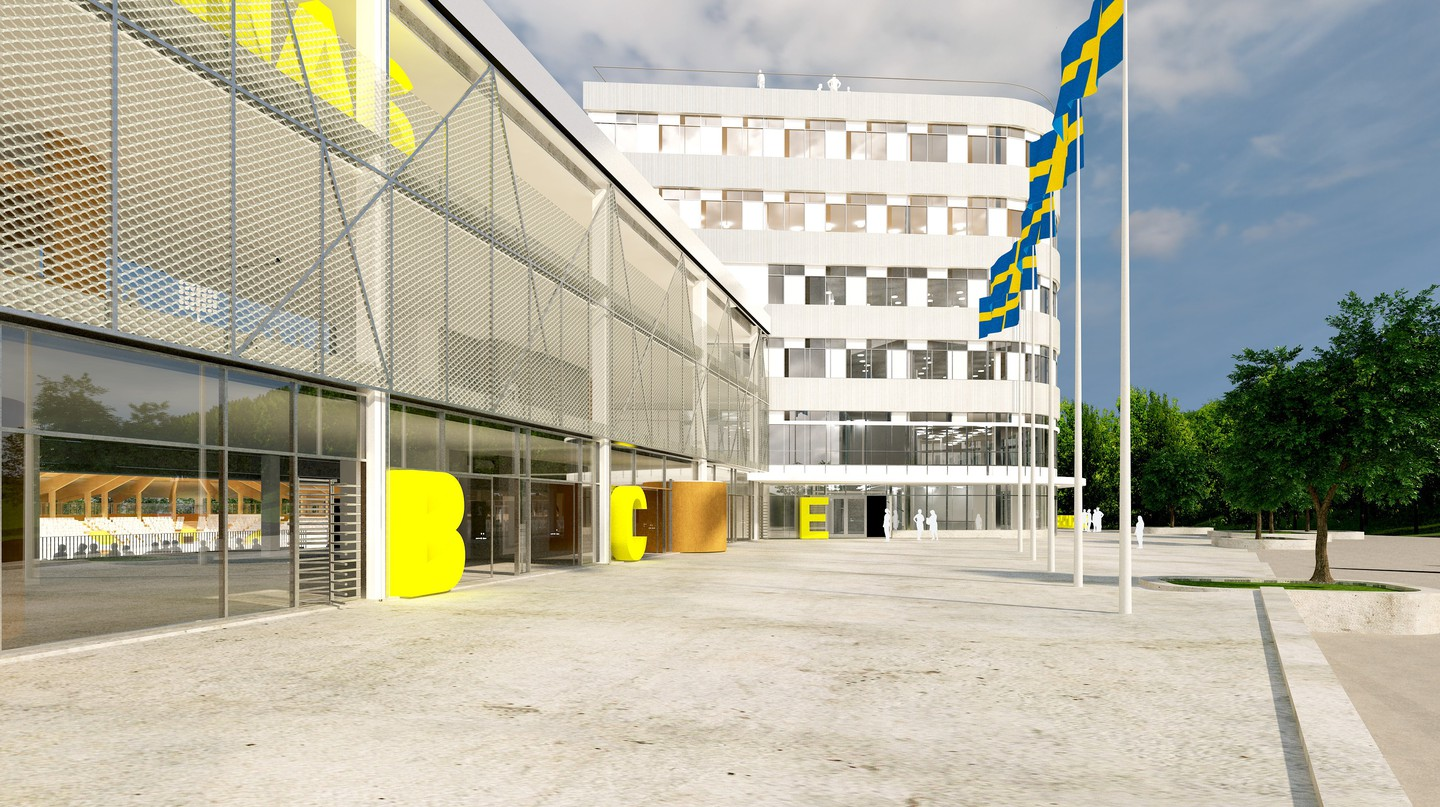 Sweden will have its first LGBT-certified arena in Uppsala soon.