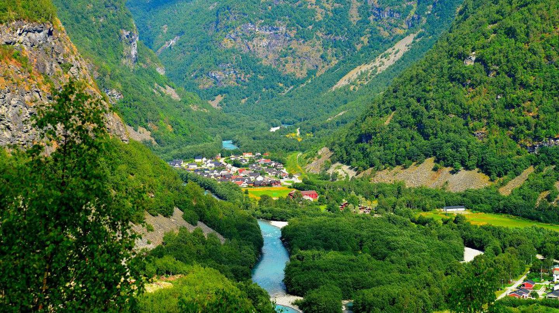 Utladalen is Norway's deepest valley