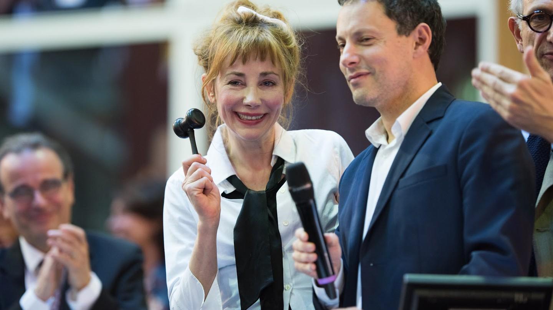 The Hospices de Beaune Wine Auction is like a film festival | © M. Joly - Beaune Tourism