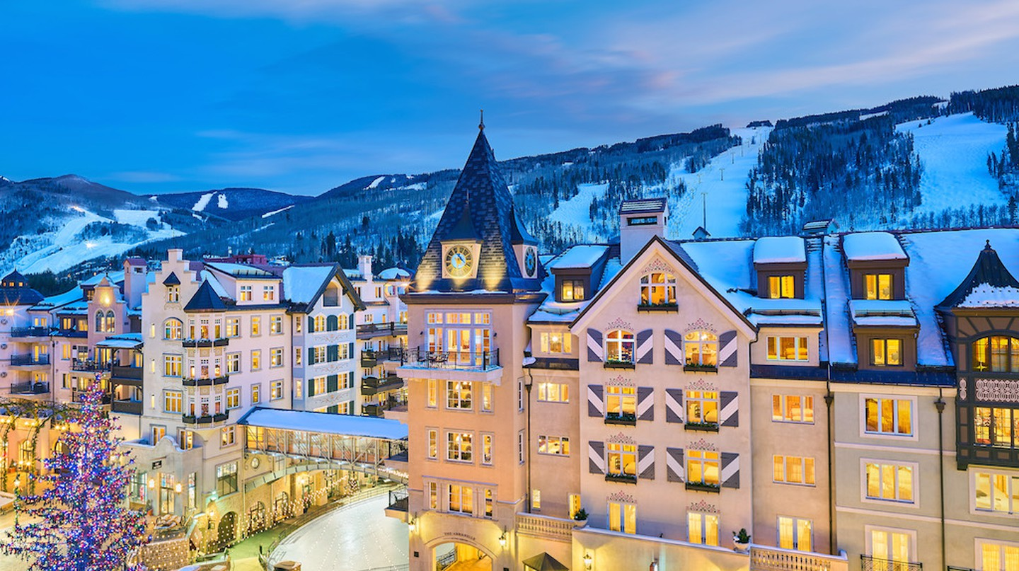 Hotels like The Arrabelle at Vail Square pay homage to Bavarian architecture