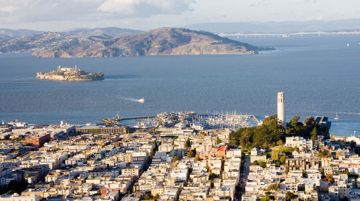 A stay in North Beach puts you in the middle of quintessential San Francisco sights