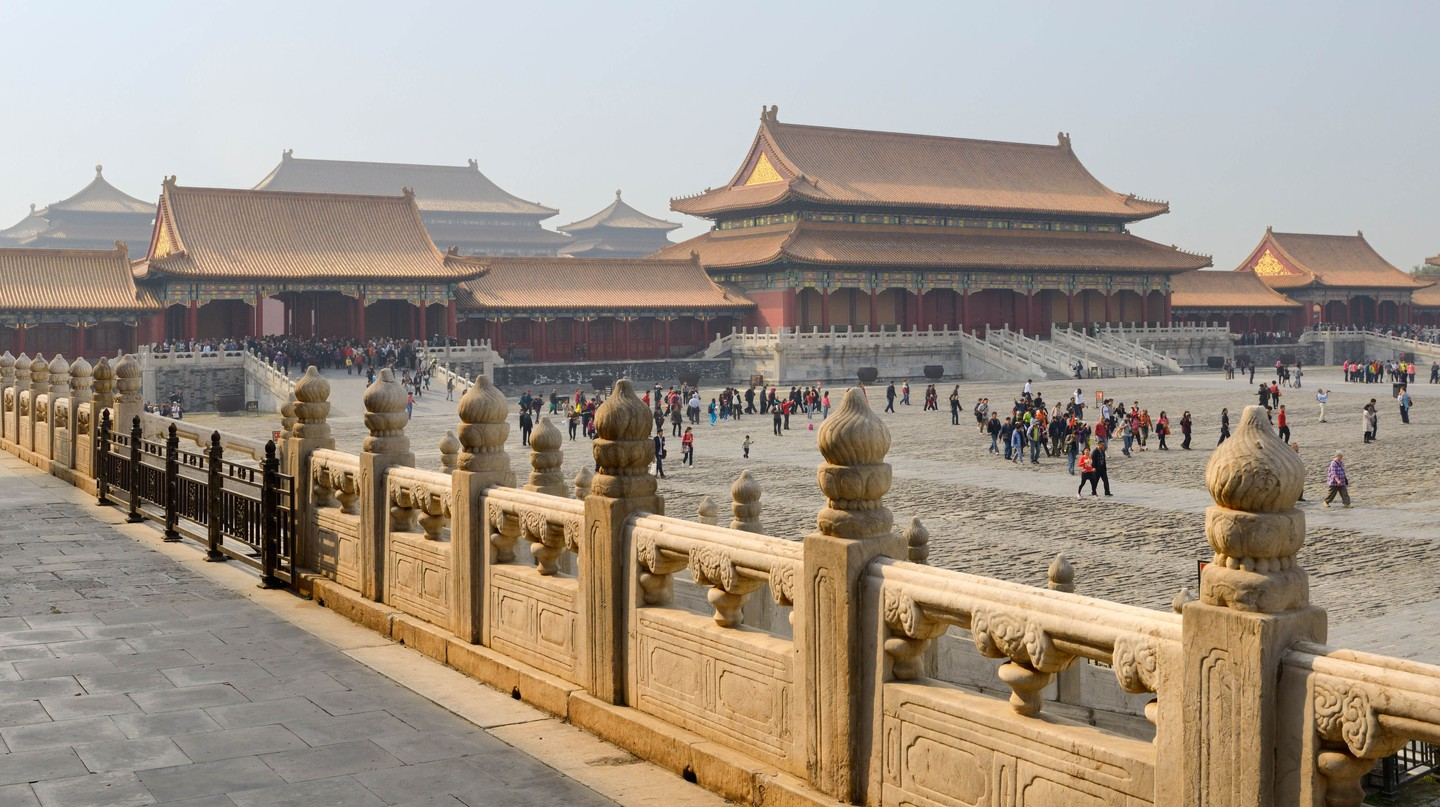 The Forbidden City is one of Beijing's most popular attractions