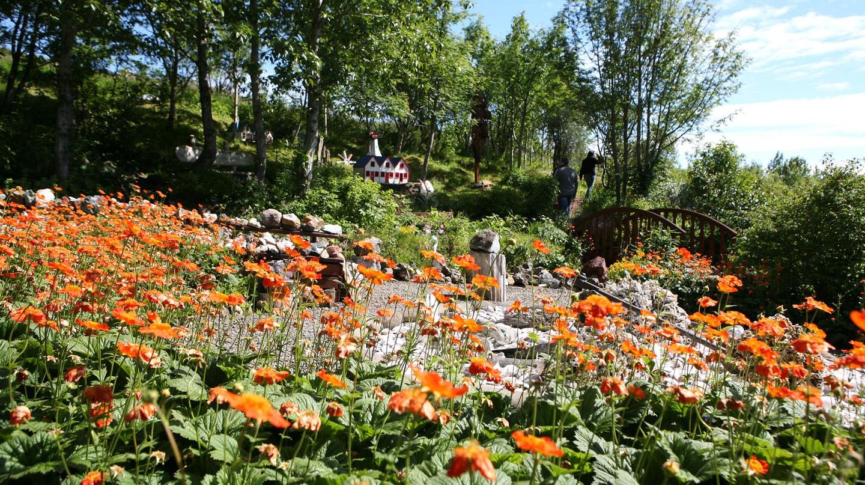 Petra's Garden | © Petra's Steinasafn