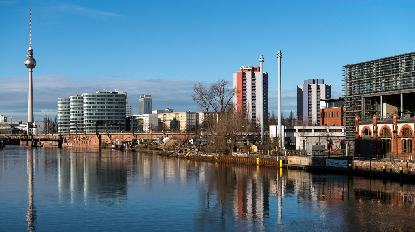 Berlin is home to a wide range of luxury hotels