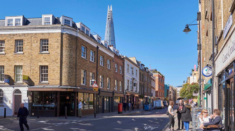 Bermondsey Street, London, UK
