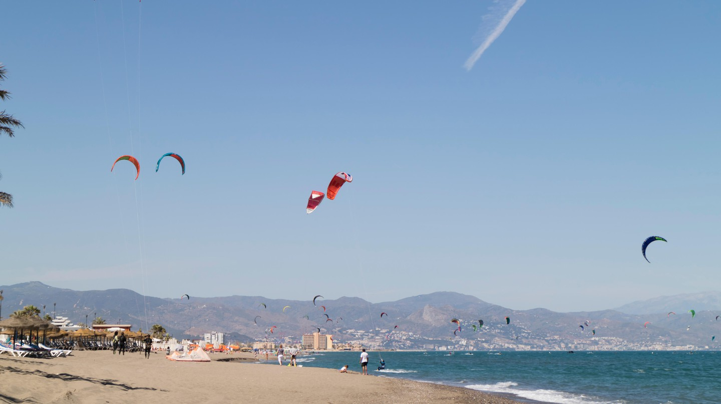 Torremolinos, Costa del Sol, has plenty of sand, surf and home-like accommodations