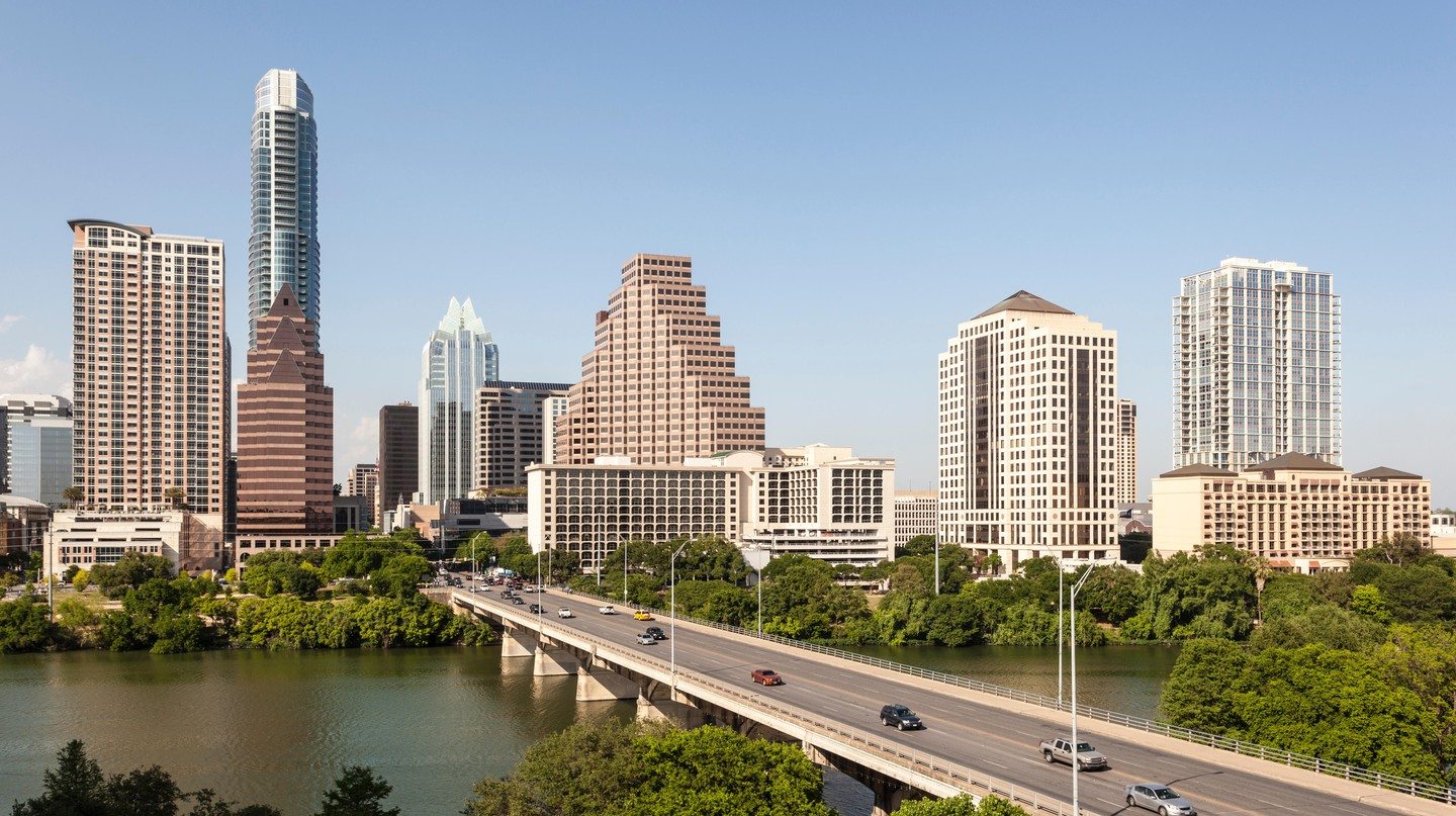 Austin is home to a number of boutique hotels