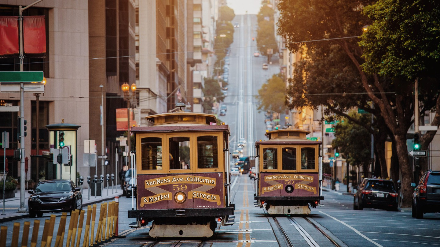 Downtown San Franciso has several accommodation options for those on a budget