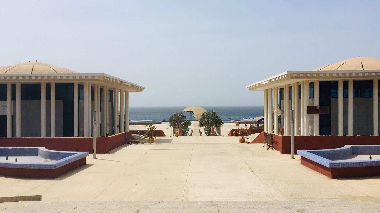 Place du Souvenir Africain, Dakar