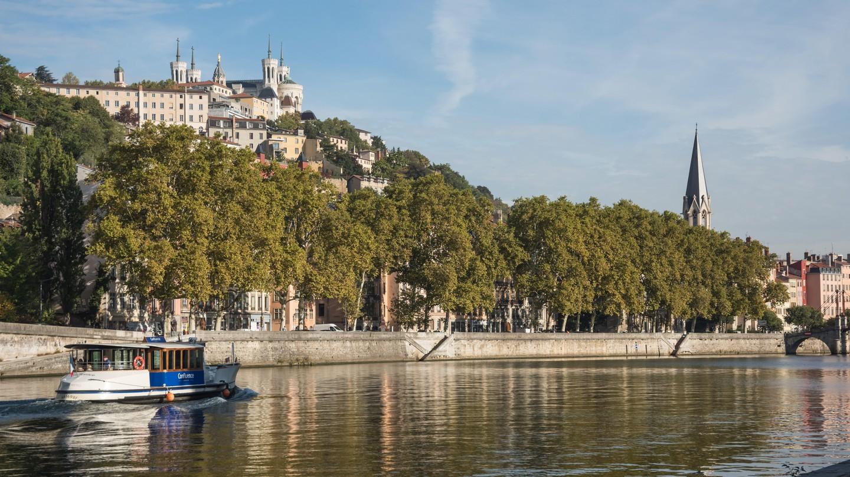 Saône River, Lyon