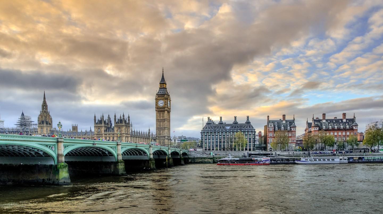 Big Ben is an iconic London landmark