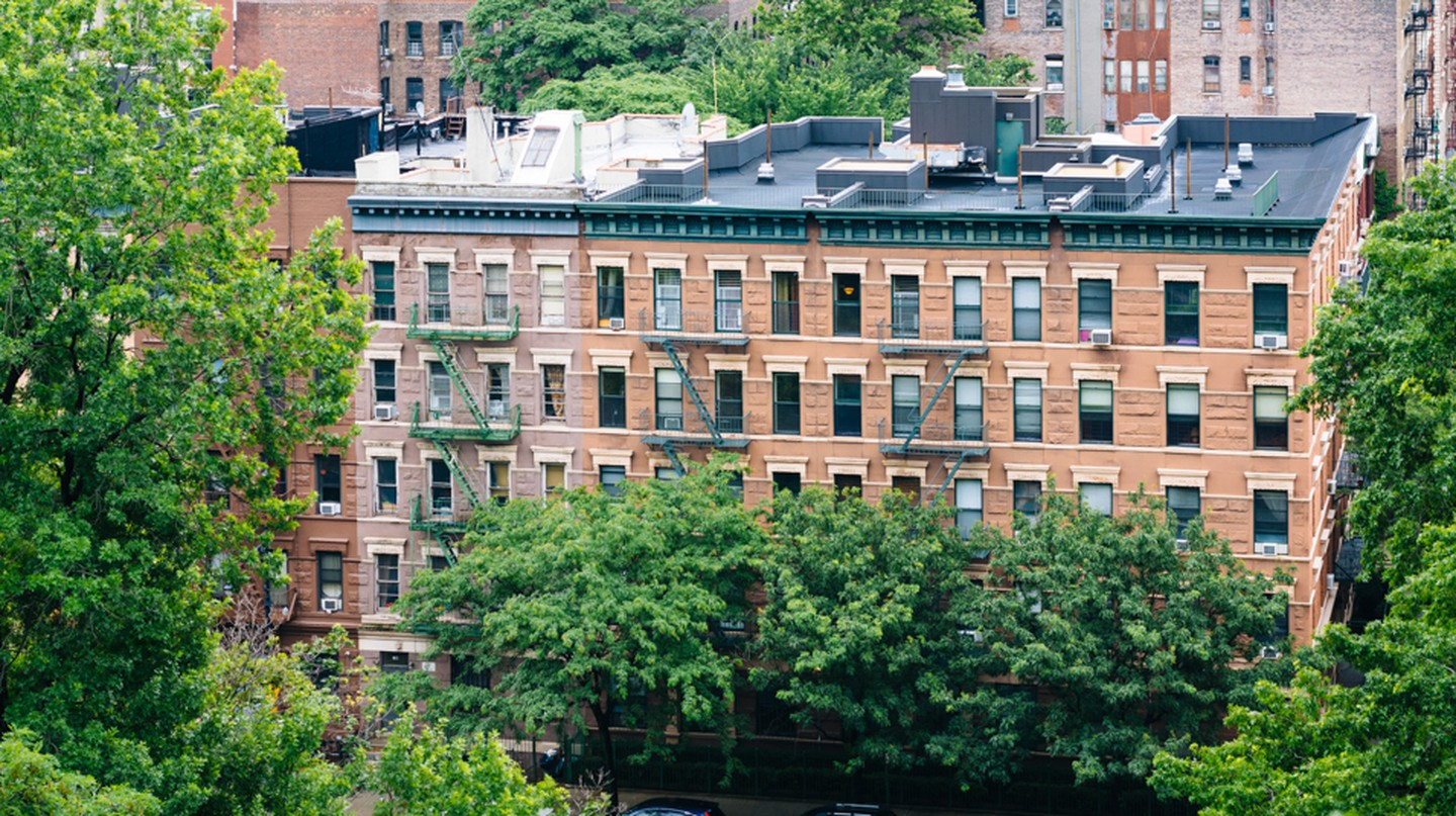 Harlem is home to some of New York City's most beautiful buildings