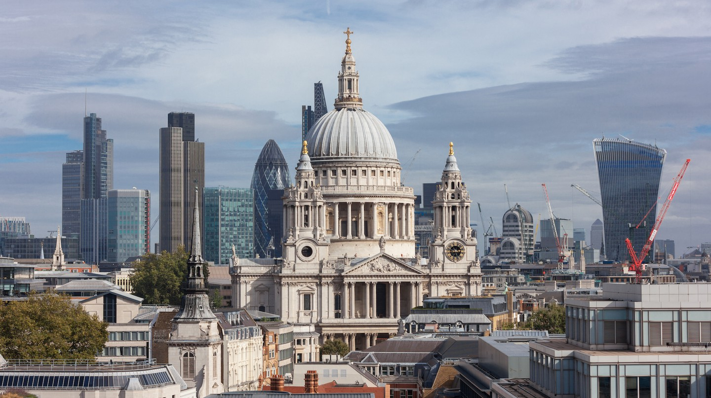 London's Top 10 Iconic Buildings