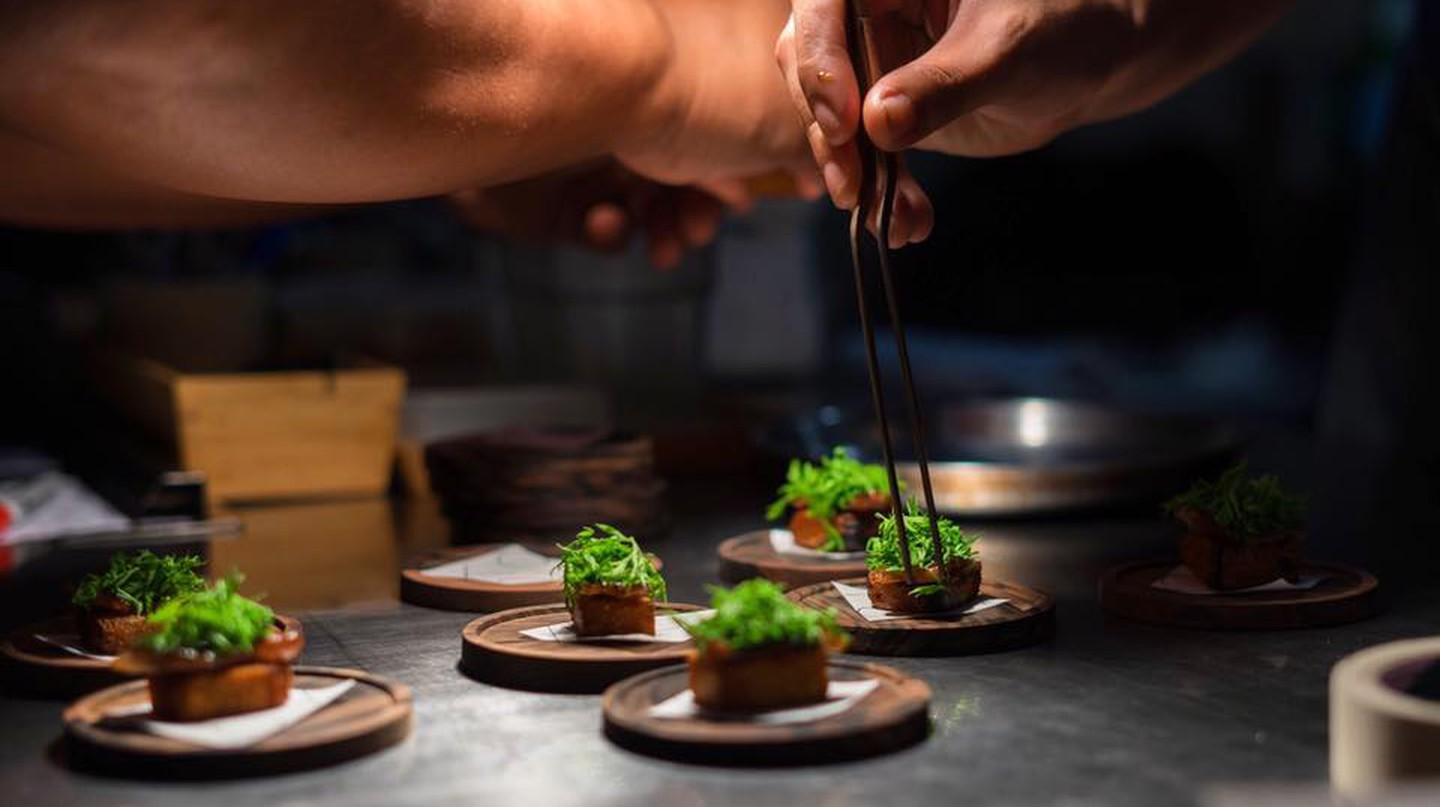 The Toyo Eatery offers a refreshingly modern take on Filipino food