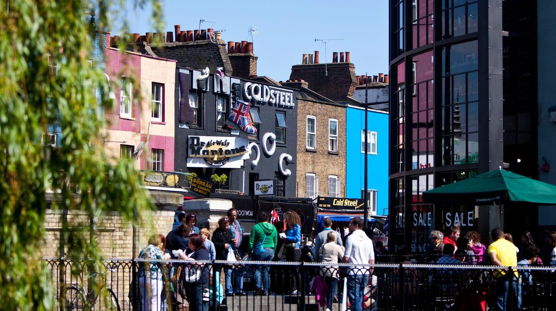 Camden is London's cradle of counterculture