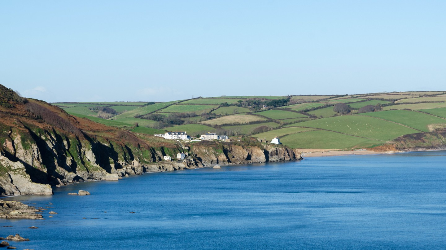 Start Bay in Devon.