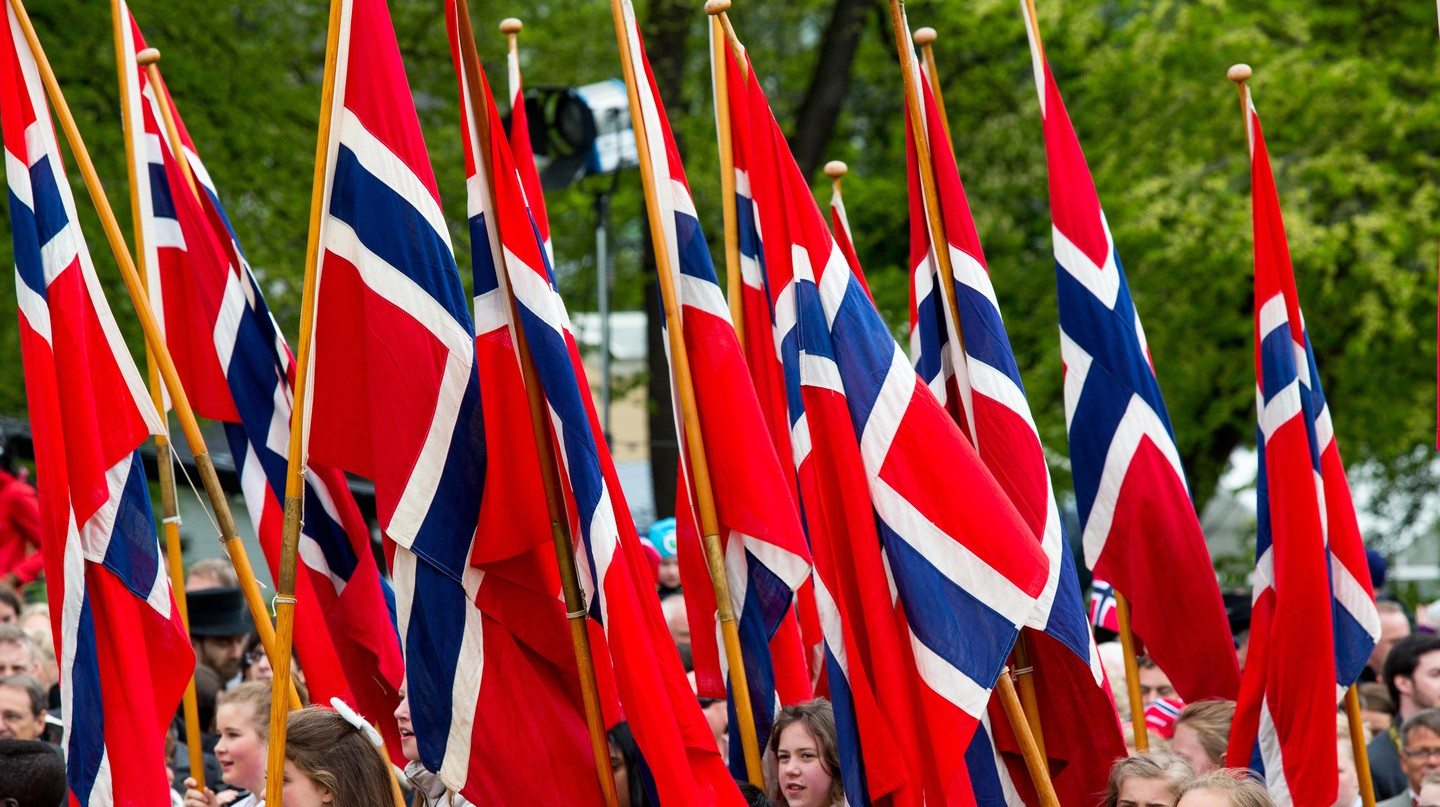Norwegian Constitution Day is celebrated on 17 May.