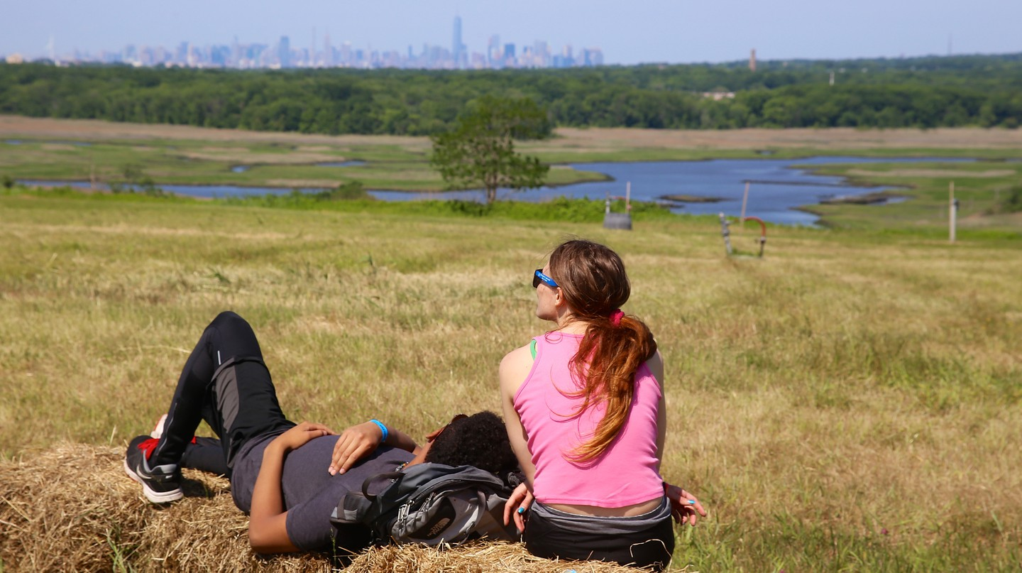 Freshkills is one of Staten Island's most popular parks