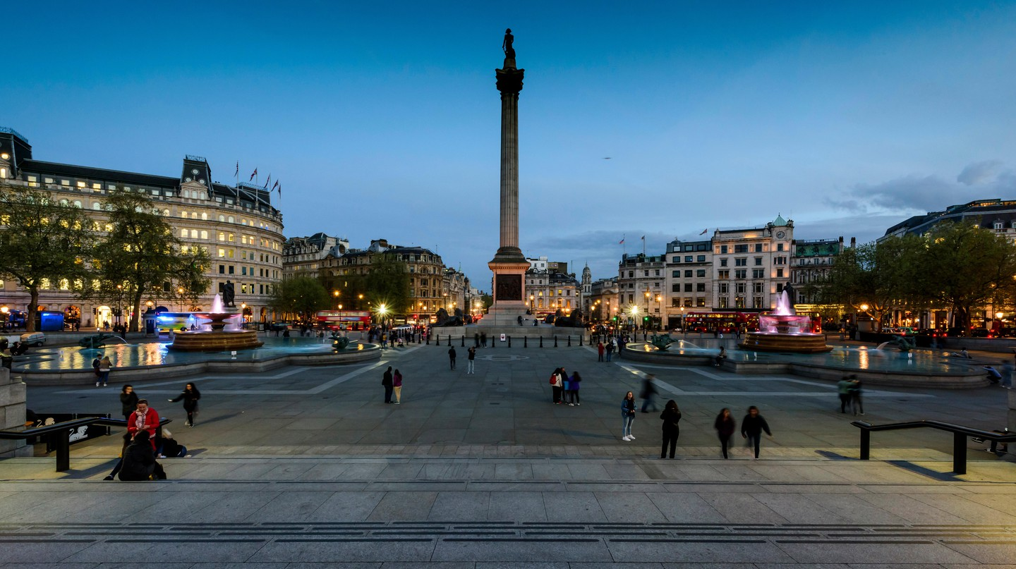 Westminster is full of landmarks and attractions, including Trafalgar Square