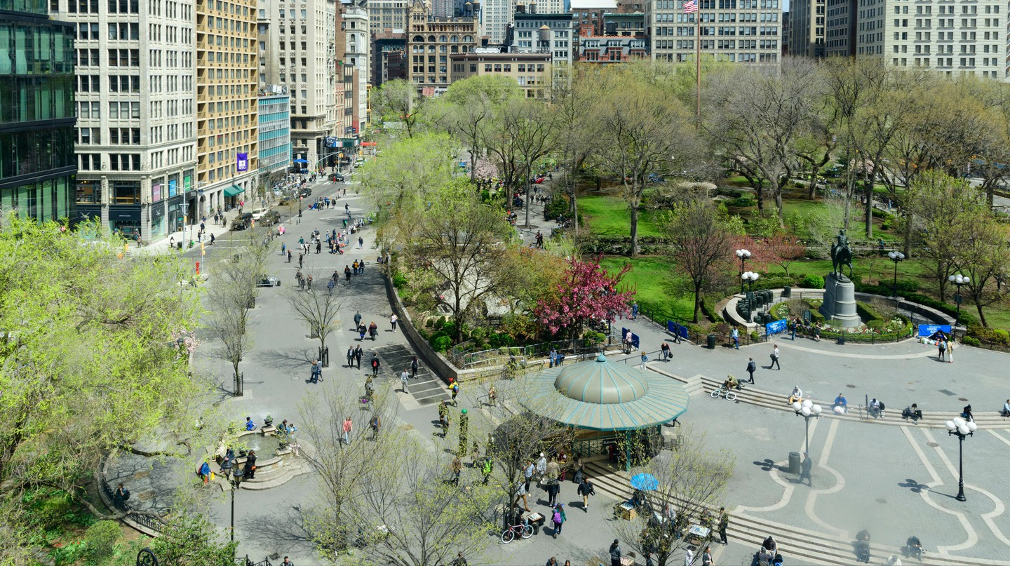 Union Square, New York