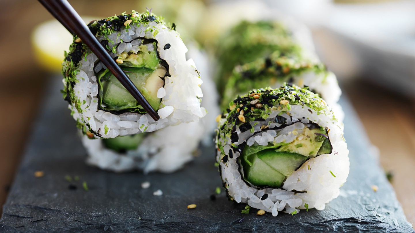 Tokyo is home to many restaurants offering vegetarian and vegan spins on classic Japanese cuisine