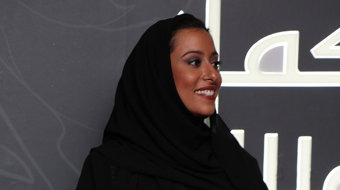 Princess Noura bint Faisal Al-Saud, founder of Saudi Fashion Week, is actively encouraging emerging Saudi designers