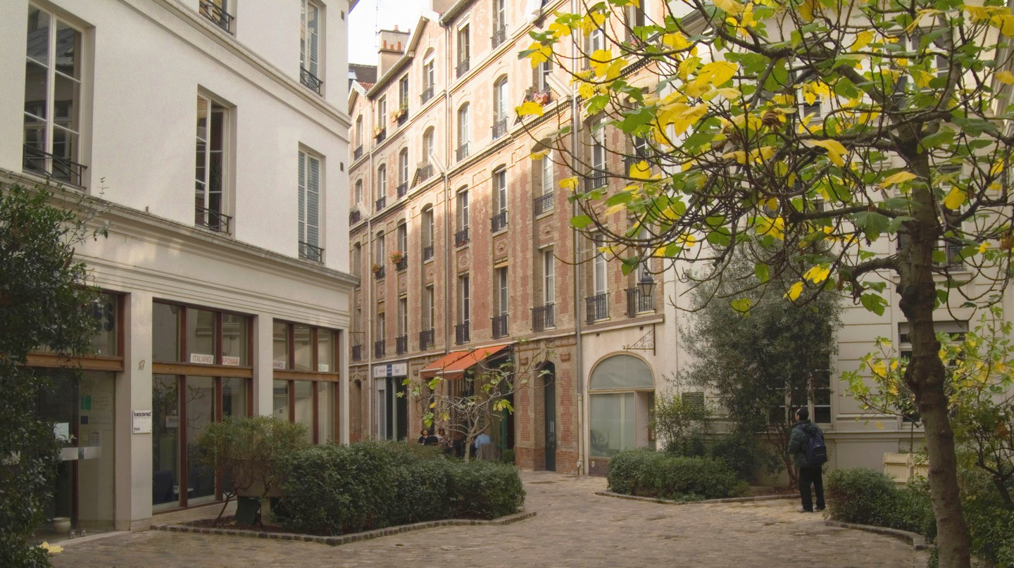 Saint-Germain-des-Prés, Paris, brims with bookshops and literary cafés